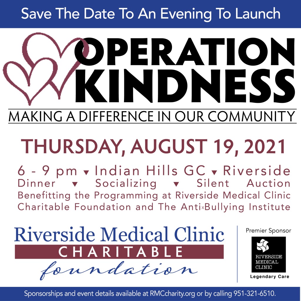 12th Annual Fundraiser: Operation Kindness
